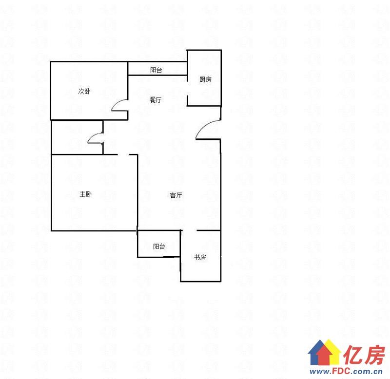 急售居家小三房,老证环境优美户型方正,拎包入住,武汉东西湖区金银湖金银湖畔环湖路8号顺驰柏林二手房3室 - 亿房网