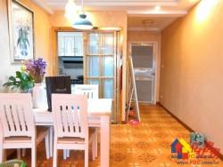 特房新城春天里温馨通透精装修两房客厅朝南带阳台