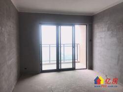 广电兰亭时代 毛坯大两房中高楼层 急售125万有钥匙