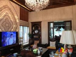碧海花园全线湖景大独栋别墅  带680平大花园 豪华装