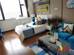 徐东保利城豪华装小公寓 45平米 1室1厅 送全套家具家电