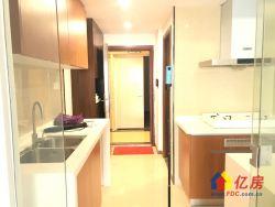 招商江湾国际 精装一室一厅 南北通透 中间楼层 看房随时