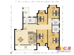 复地海上海 4室2厅 东南