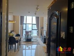汉阳核心,王家湾商圈旁,5.4米复式公寓,地铁口仅20米