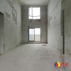 中国铁建梧桐苑 顶楼复式 可改五房毛坯次新 随意装修