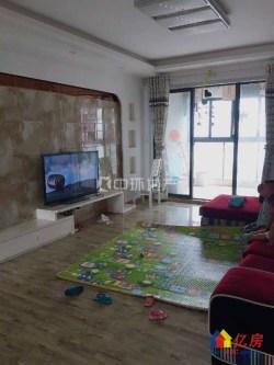 江夏区 庙山 怡景江南 3室2厅2卫 123.38m²