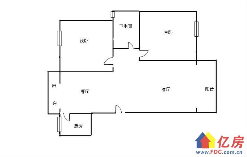 金珠港湾二期精装98平128万有钥匙随时看房,武汉东西湖区金银湖金银湖南街特8号(金珠港湾站旁)二手房2室 - 亿房网
