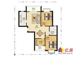 三里民居 三室两厅 产证满两年