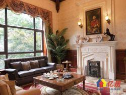 英伦风格,一线临湖独栋别墅,70产权,赠送400平花园