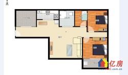 硚口区 古田 紫润明园北区 3室2厅1卫  95㎡中装3房130万出售