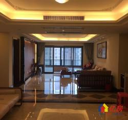 武汉天地四期豪华装四房 通透户型 全房清风带地暖 老证带车位