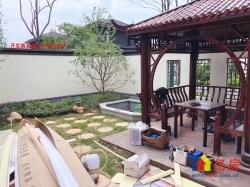 孔雀城 高端园区 新房别墅 赠送150平私人庭院!