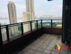 天地四期顶楼复式 稀有户型 180度鸟瞰长江 懂得客户自然懂
