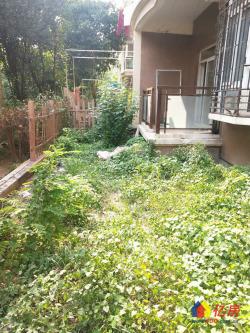 汉口花园清桐阁一楼带前后花园老证只要16770元每平