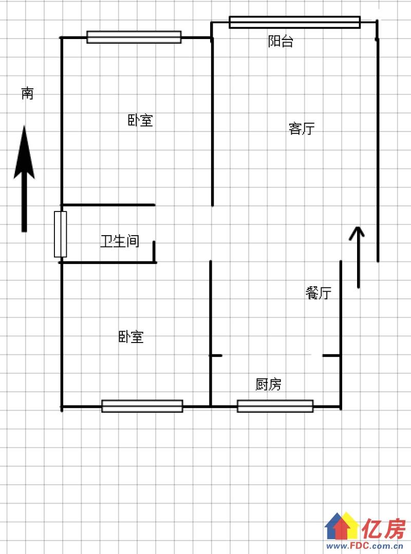 全小区目前最有性价比的房源,急卖,,武汉武昌区南湖南湖花园城内恒安街东边二手房2室 - 亿房网