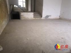 金银湖奥林匹克花园别墅 业主有挖地下室扩建阁楼 老证看房方便