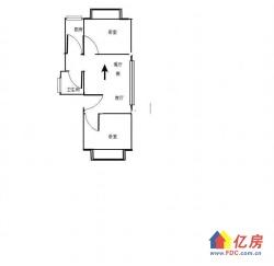 满五 精装两房 单价1W4 楼层3楼 房东很诚心 随时看