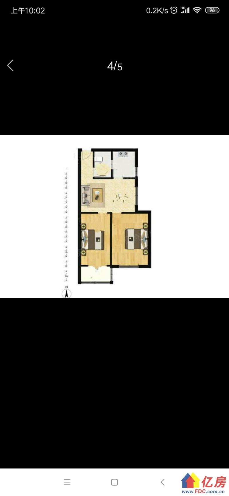 汉阳区 王家湾 江汉二桥街知音西苑社区 2室1厅1卫 60.59㎡,武汉汉阳区王家湾玫瑰街二手房2室 - 亿房网