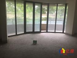 银湖翡翠 毛坯一楼带花园户型 挂东头送同面积地下室 随时看房