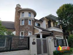 保利十二橡树庄园独栋豪装别墅,带超大院子,产权干净,两层半