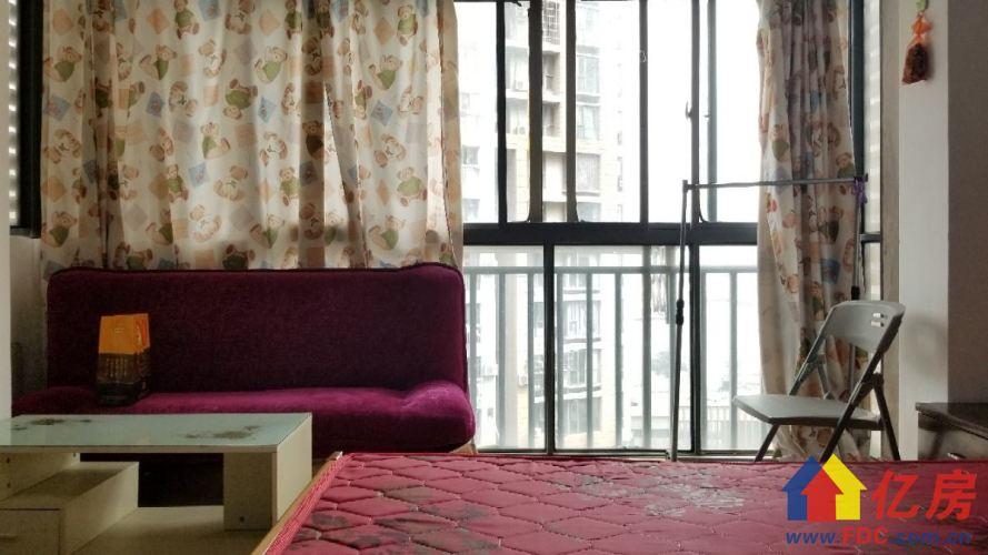 七号线上南国SOHO,超植小户型,总价单价都美丽,值得您拥有,武汉武昌区南湖武昌区南湖建安街与丁字桥南路交汇处二手房1室 - 亿房网