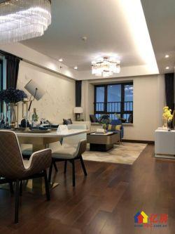 新城阅璟台执掌武昌南滨江核心区位推四房主力户型开始