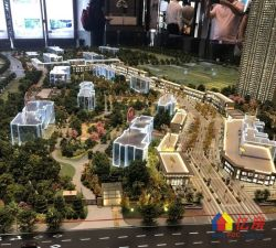武昌二环旁金科城商铺加推4.8米层高小区出入口欢乐谷