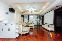 银湖翡翠一楼40平花园 精装4房 送100平地下室 稀有户型