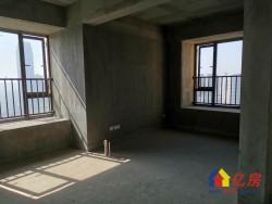 青山区 建二 联泰香域水岸 4室2厅2卫  159㎡ 毛坯新房 看房有钥匙