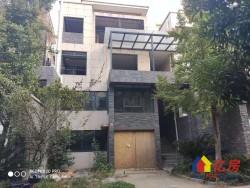 千年美丽联排别墅 上下五层 使用面积800平 带车库 地下室