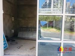 远洋汉口,一线临街,拐角双开门,层高6米,结构方正,可餐饮