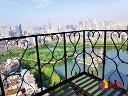 239万宝岛公园一线电梯湖景房单价不到1.6万有钥匙