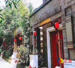 武汉院子新中式合院别墅88到182平 超高赠送率百分之200