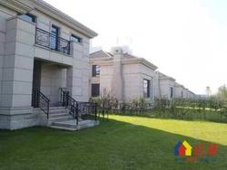 温莎半岛独栋大别墅,四面花园,一手新房,知音湖畔,找我有折扣