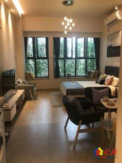 急售市民之家旁+3号D铁直达+40平精致小面积公寓+总价低
