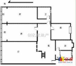 宏方苑青电小区采光超好,舒适小区,舒心的家,性价比高