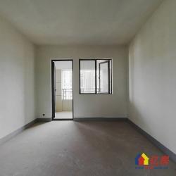 汉口城市广场五期 180万通透2室2厅 南 北有钥匙