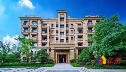 新房直售 汉口内环 泛海国际毛坯花园洋房386平送顶层大露台