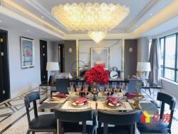 汉口二环内 215平豪装大平层 三代同堂 舒适居家 新房无税