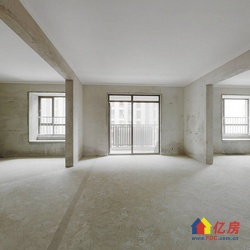 容积低1梯2户公摊小大三房全新随时看房