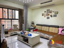 次新小区 正地铁口 枫华锦都 精装三房 近西小江滩公园