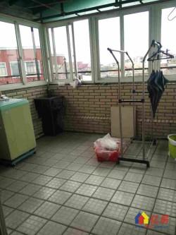 常青花园3村 有学区  带超大露台和三角阳台  有钥匙