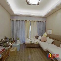 蓝光COCO时代 精装自住大两房  中间楼层  带暖气