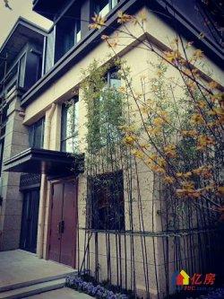 中式风格别墅,一线临湖地上三层地下两层,送院子大露台不限购