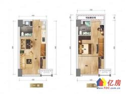 白金壳子,复式公寓,天然气入户,地铁口,低首付,直接认购