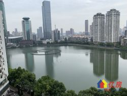 台北一路天下国际公馆中高层全线看湖通透大户型有钥匙