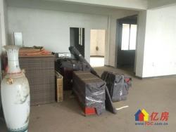滨江苑三期 毛坯三房 一线江景房 超大阳台 有钥匙 随时看房