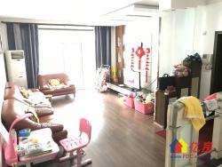 永清武汉天地滨江苑二期对口长春街小学,总价低简装修通透3房