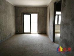 武汉市民之家地铁旁 余华岭佳园不限购还建毛坯房出售可装成1室
