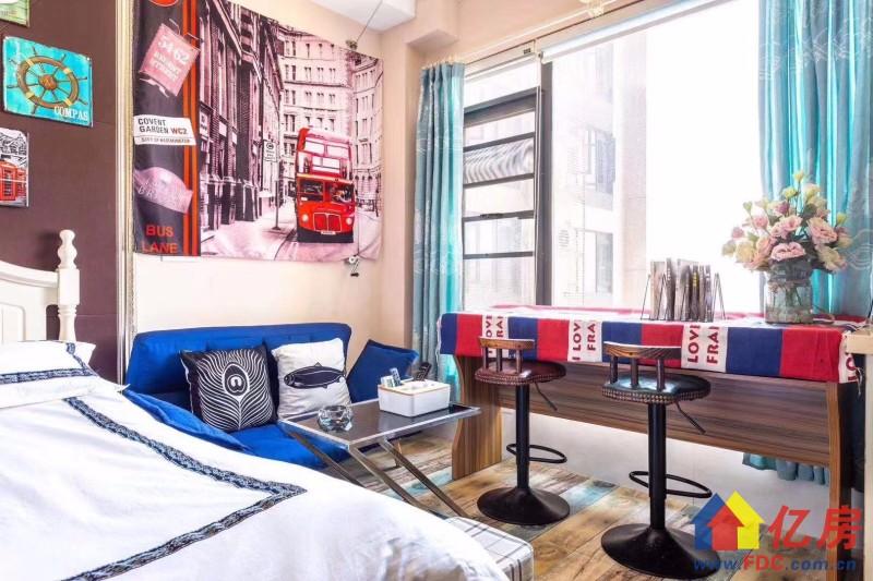 首付27万 武昌内环核心商圈中南SOHO城 现房公寓 即买即用 地铁出行,武汉武昌区中南路文安街二手房1室 - 亿房网